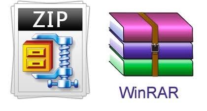 Zip Dosyası Nedir- Zİp ve RAR arasındaki farklar