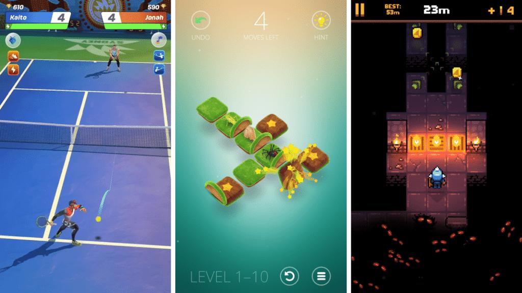 mobil oyun önerileri 8. hafta