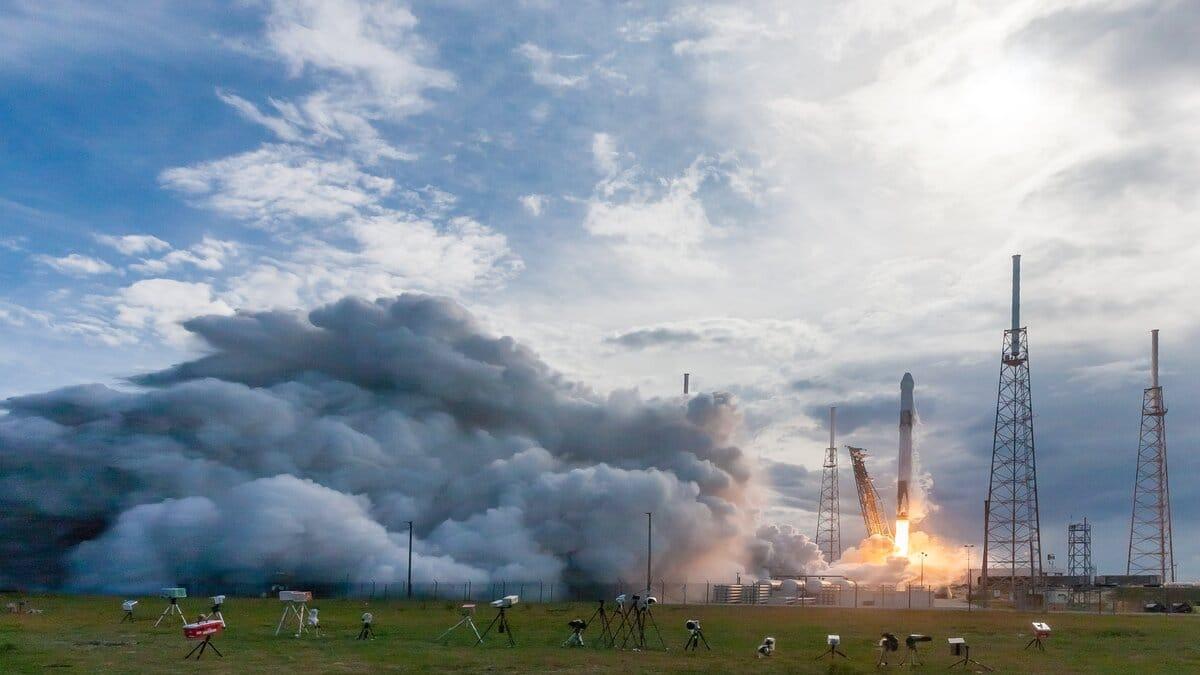 Roket-Fırlatılışı