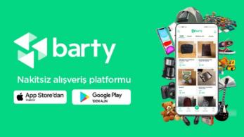 Barty – Yenilikçi Nakitsiz Alışveriş Platformu
