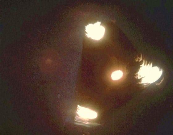Belçika'daki UFO İddiaları