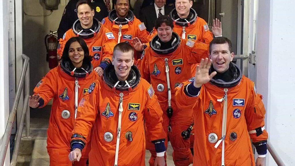 Columbia uzay mekiği kazası