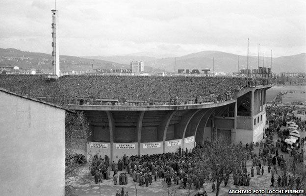 Floransa, Olayın Yaşandığı Stadyum