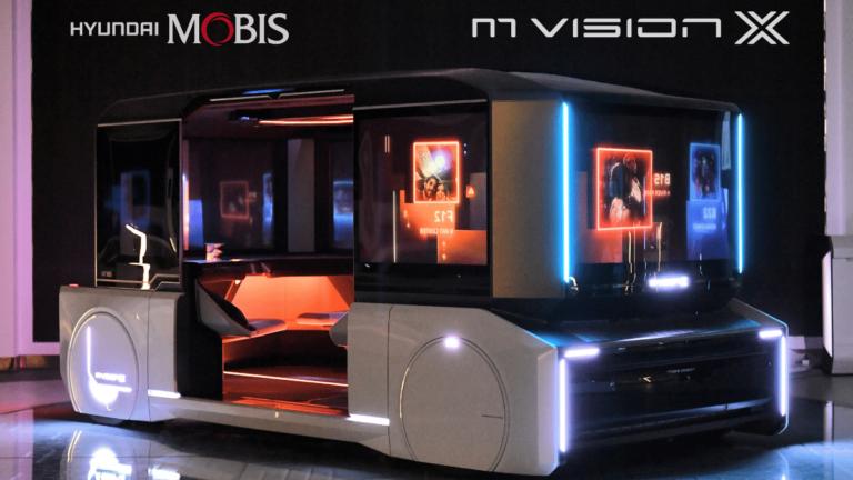 Hyundai Mobis Mobilite Konseptini Tanıttı (1)