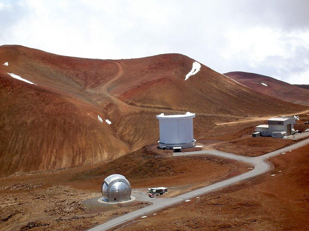 Manuna-Kea-Teleskop
