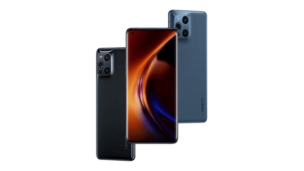 OPPO-Find-X3-Pro AnTuTu puanı yüksek telefonlar