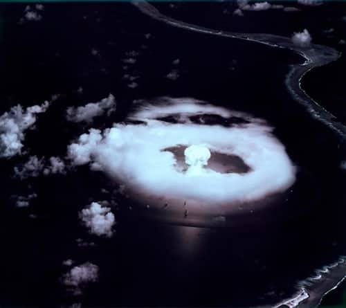 Robert Oppenheimer atom bombası