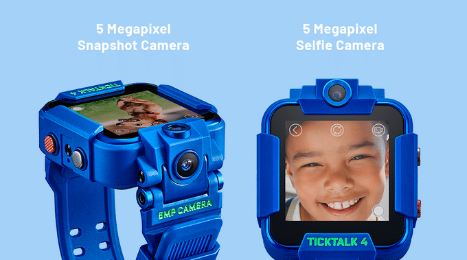 Cihazın Kamera Özelliği