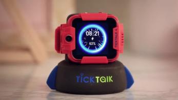 TickTalk 4: Çocuklar İçin Özelleştirilmiş Akıllı Saat