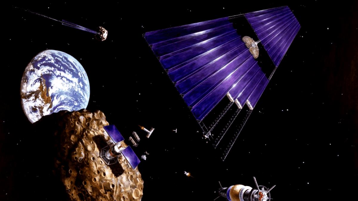 Uzay Madenciliği Nedir_ Asteroitlerde Maden Arayışı