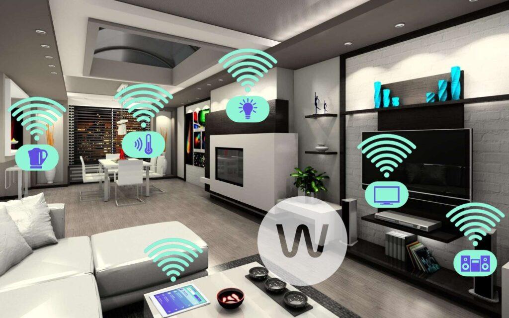 İnternet ile Çalışan Akıllı Ev Sistemleri