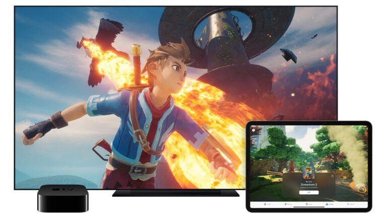 Apple Arcade'e Yeni Oyunlar Eklendi
