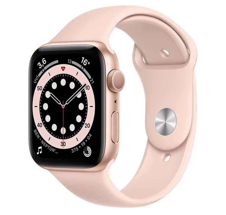 Apple Watch Seri 6 Anneler günü için hediye