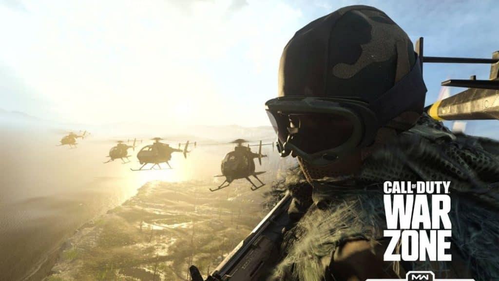 Call of Dut: Warzone