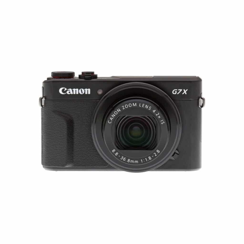 Canon-Powershot-G7-X-MARK-II fotoğraf makinesi önerileri