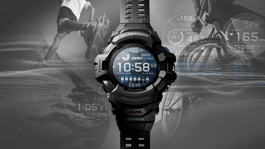 Casio İlk Akıllı G-Shock Saatini Tanıttı