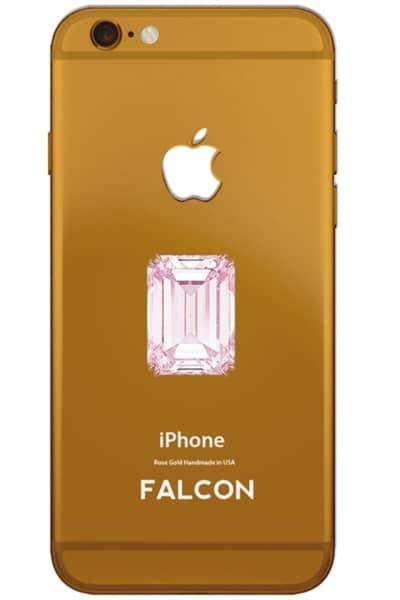 Falcon Supernova Pink Diamond iPhone 6