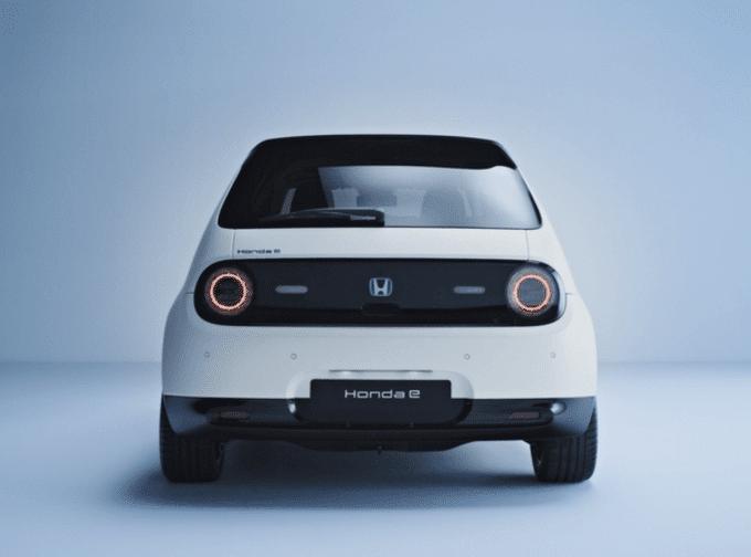 Honda Elektrikli Araba