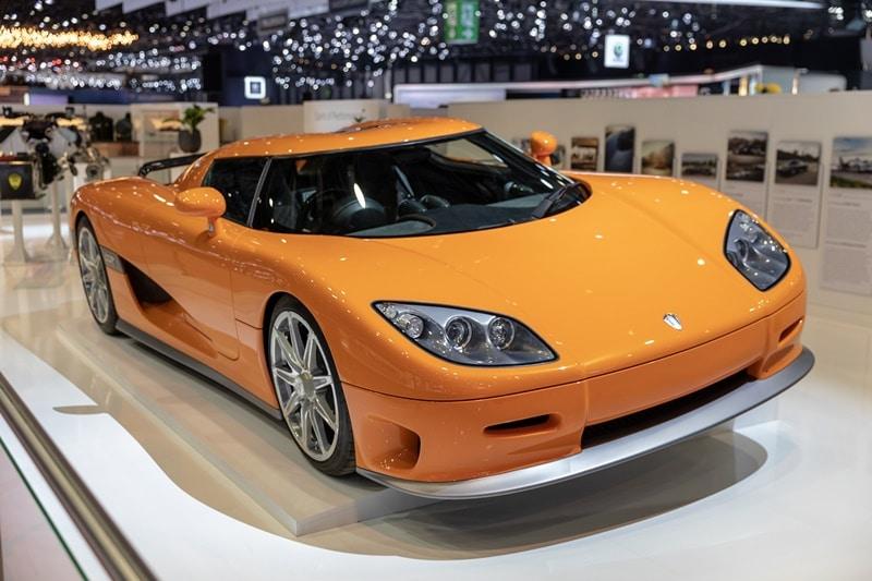 Koenigsegg CCR dünyanın en hızlı arabası