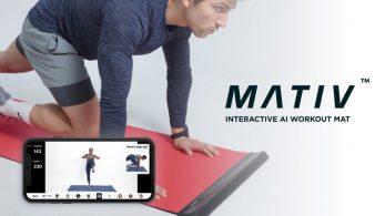 MATIV: Yapay Zekaya Sahip İnteraktif Egzersiz Matı