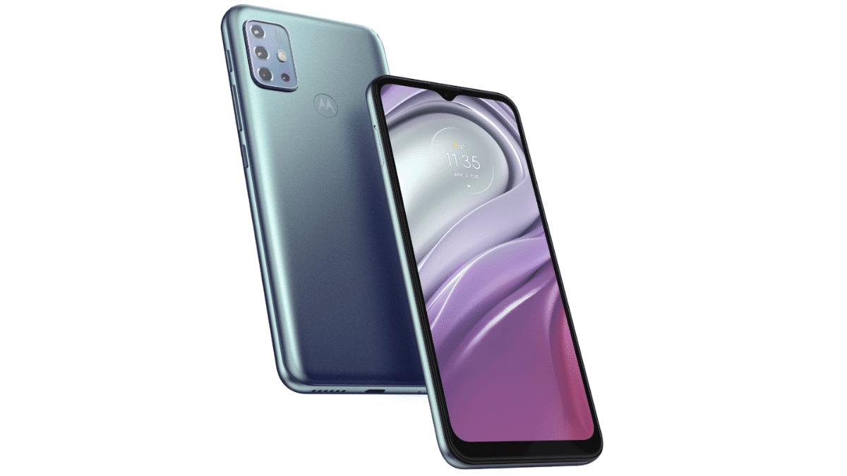 Motorola Moto G20 Resmi Olarak Tanıtıldı