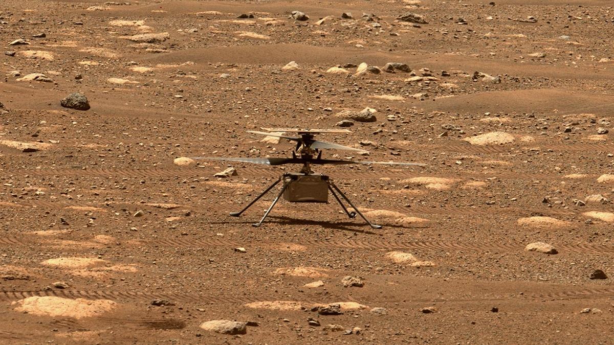 NASA Ingenuity Uçuşunu Erteledi