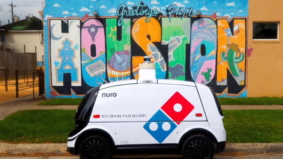 Otonom Pizza Dağıtımı Başlıyor_ Domino's ve Nuro