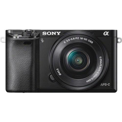 Sony-A6000 fotoğraf makinesi önerileri