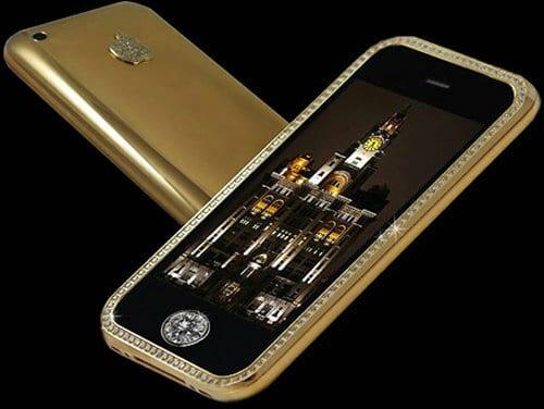 Supreme iPhone 3GS dünyanın en pahalı telefonu
