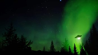 UFO Görüntüleri Gerçek mi? UFO İddiaları