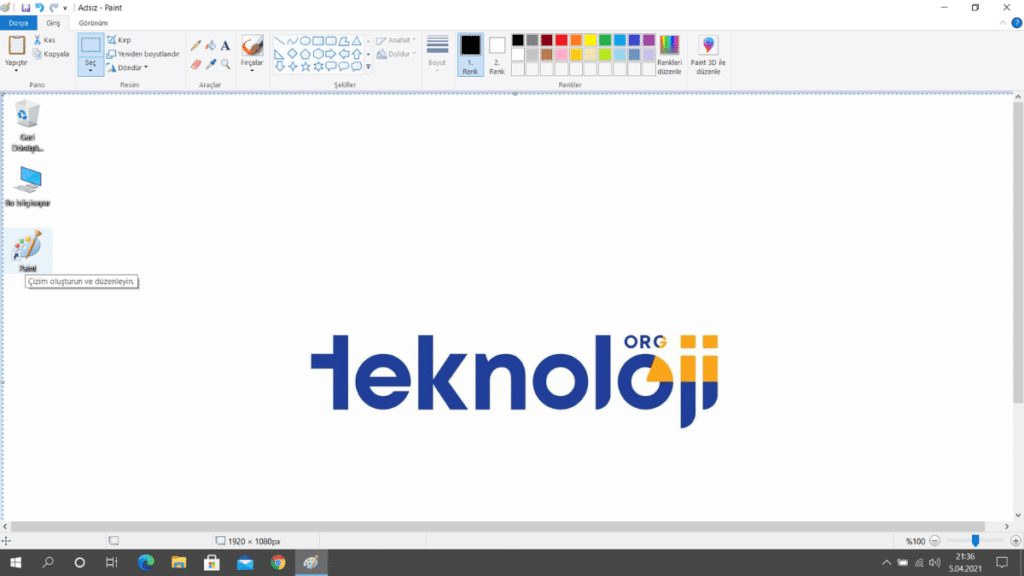 Windows-10-Ekran-Goruntusu-Alma-Paint
