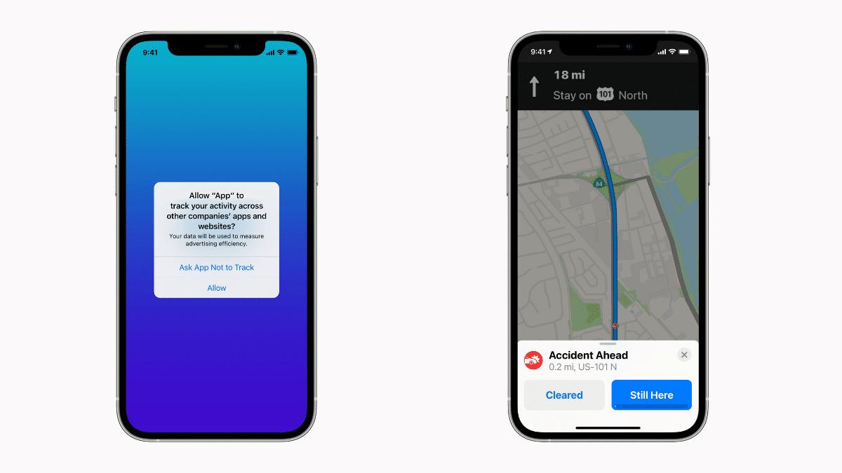 iOS 14.5 Güncellemesi Kullanıcılara Sunuldu