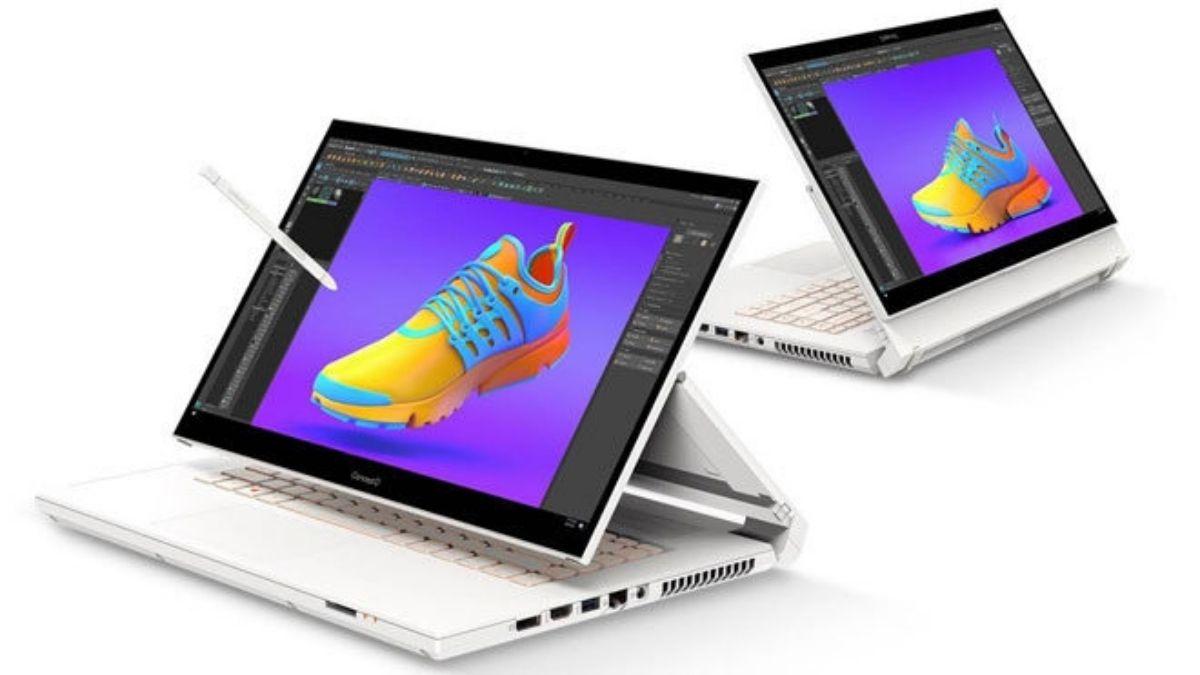 Acer ConceptD 11. Nesil İntel İşlemciler ile Karşımızda.