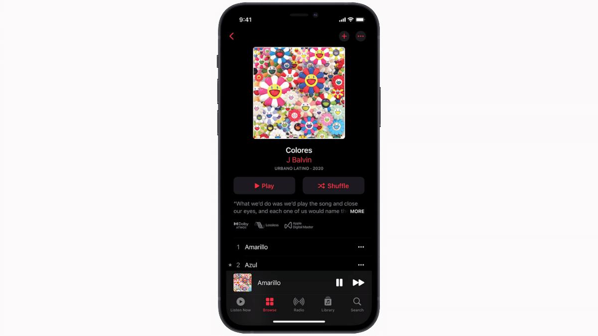 Apple Music Kayıpsız Ses ile Oldukça İddialı