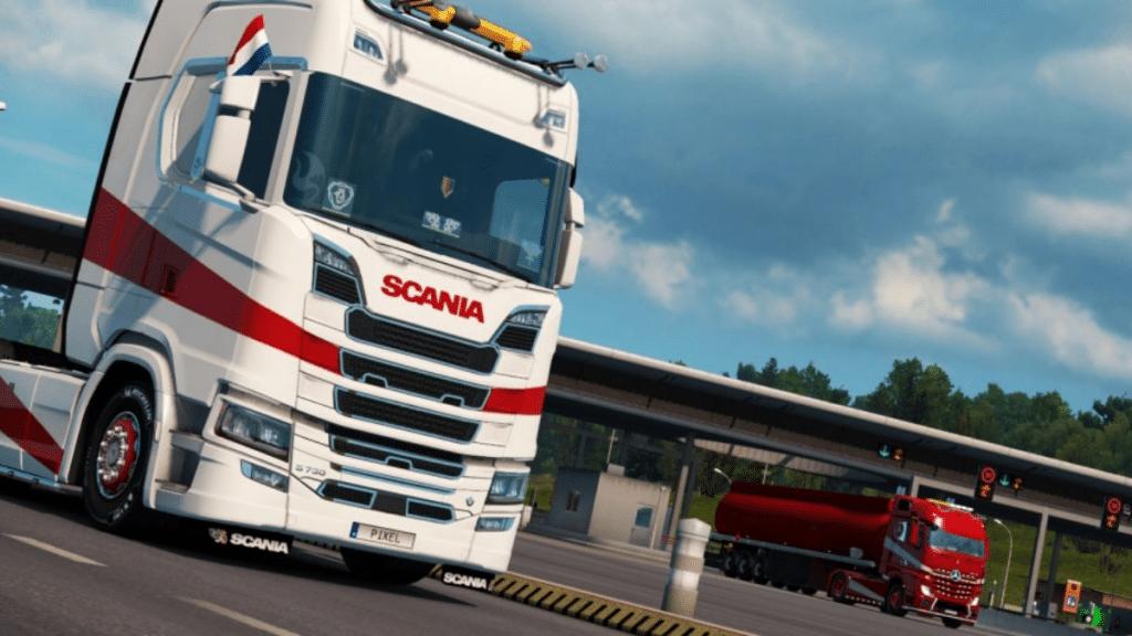 Euro Truck 2 Simulator 2 Online Nasıl Oynanır