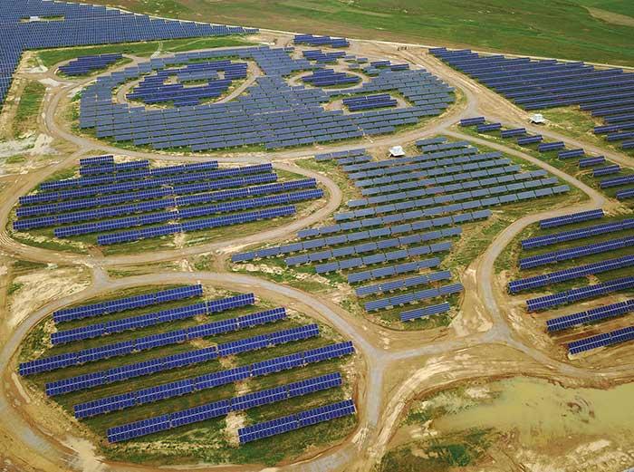 Dünya'nın En Güzel Güneş Enerjisi Çiftlikleri