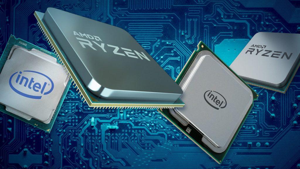 Intel mi AMD mi