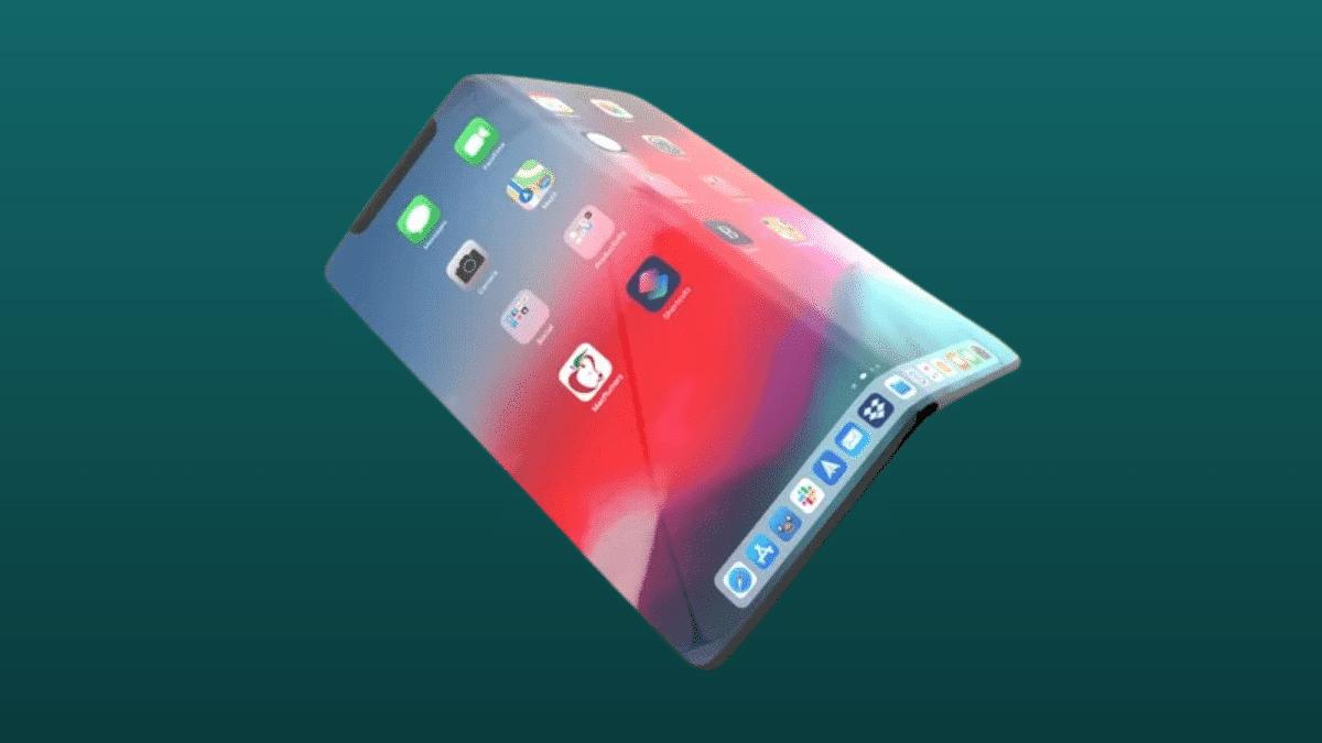 Katlanabilir iPhone 2023 Yılında Çıkabilir