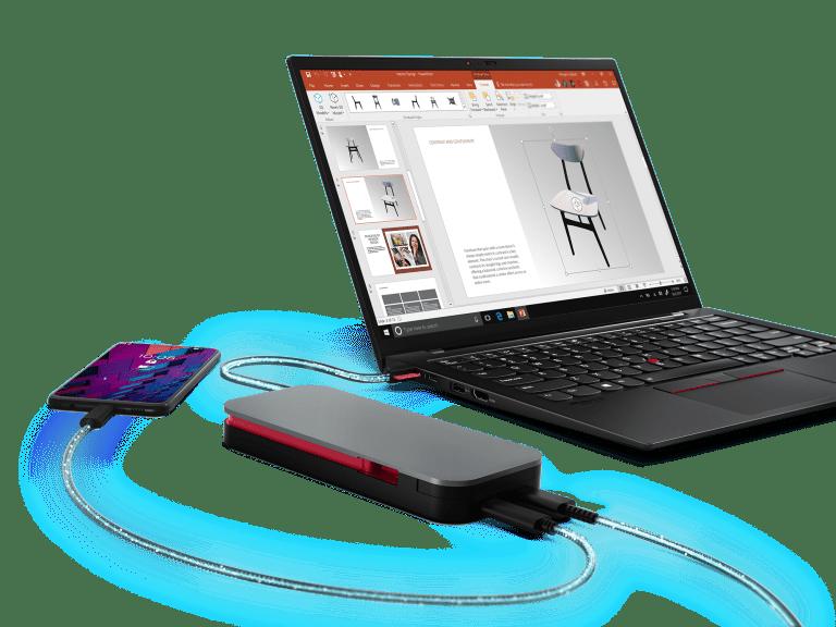 Lenovo Go Taşınabilir Şarj Cihazı