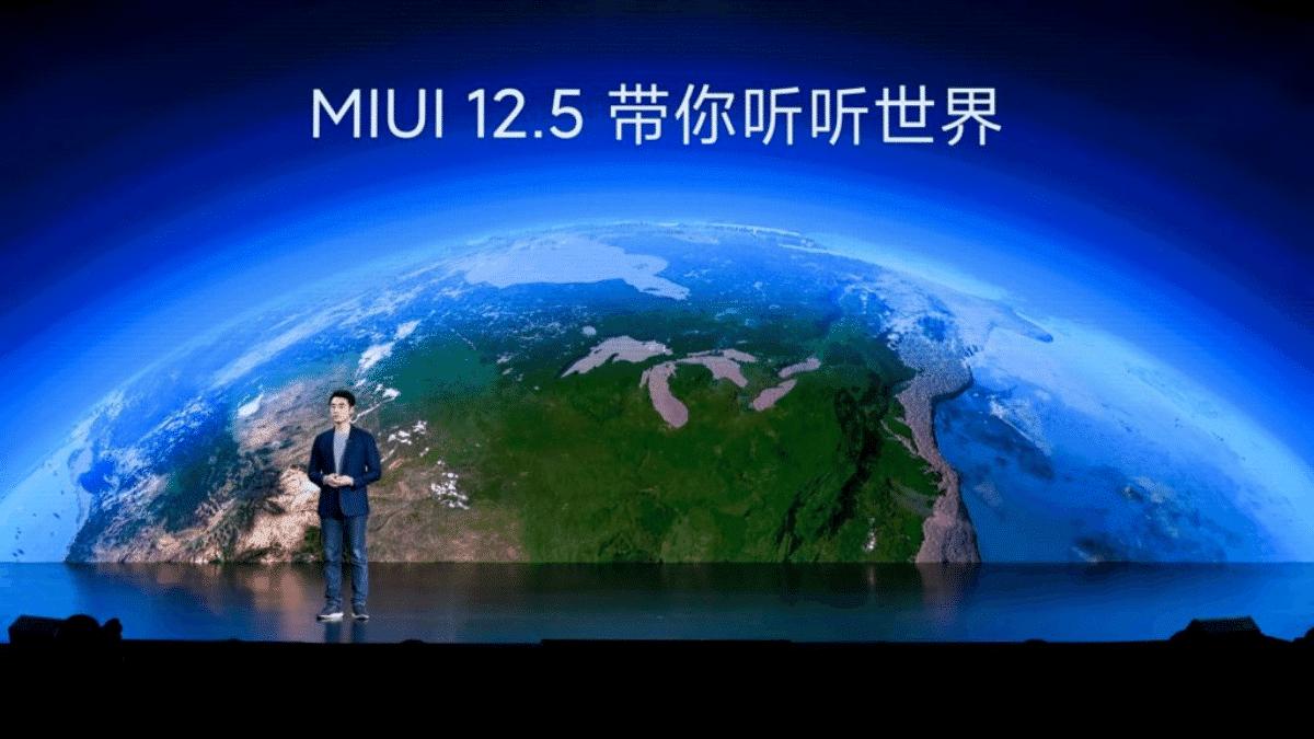 MIUI 12.5 Xiaomi Mi 11 ile Avrupa Topraklarında