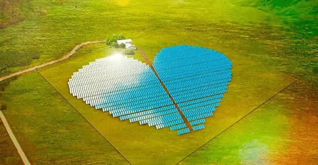 New Caledonia'nın Kalbi