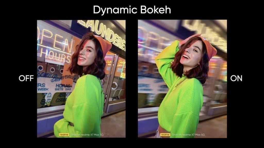 Realme-X7-Max-5G-Dinamik-Bokeh