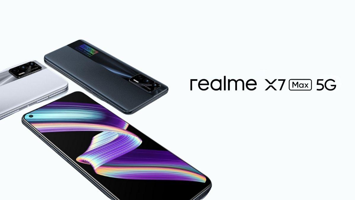 Realme X7 Max 5G ve Smart TV 4K