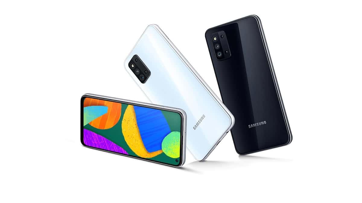 Samsung Galaxy F52 5G Tanıtıldı
