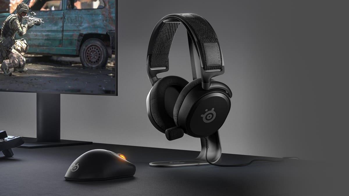 SteelSeries Prime Serisi Tanıtıldı Yeni Oyuncu Ekipmanları