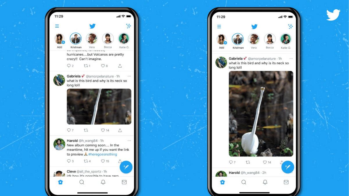 Twitter Yeni Özelliği Resimlerin Kırpılmasını Engelliyor