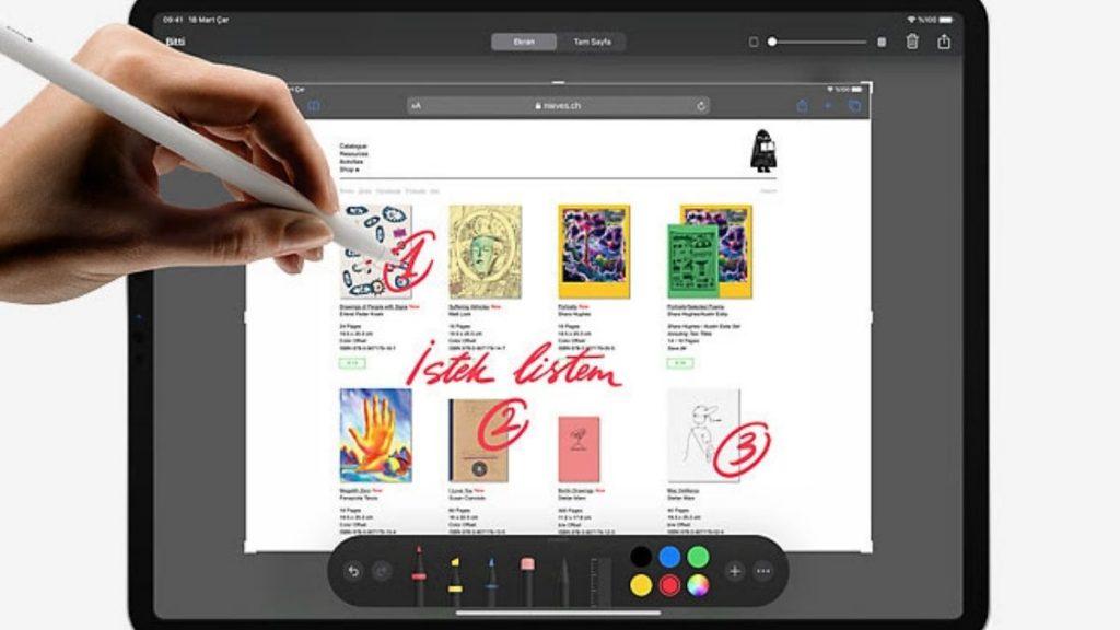 Yeni Nesil iPad OLED ekran
