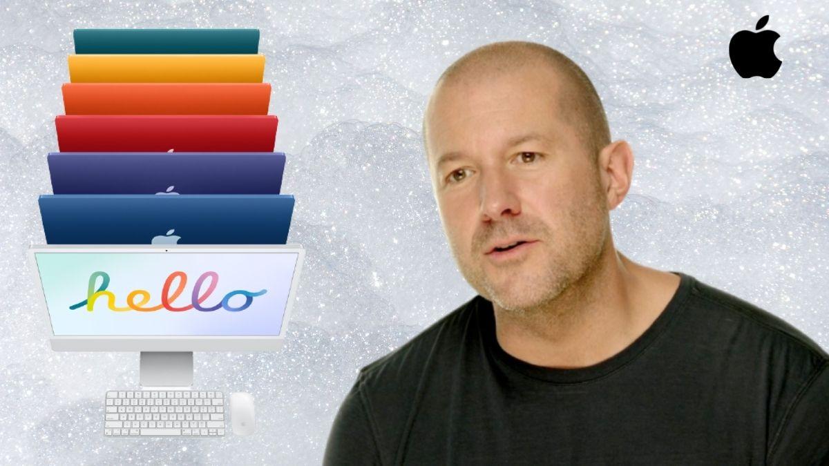 Yeni iMac Modellerinde Jony Ive İmzası