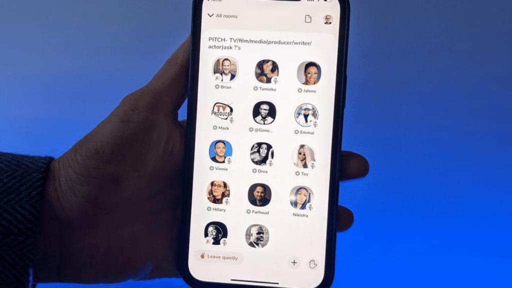 Clubhouse Android Uygulaması