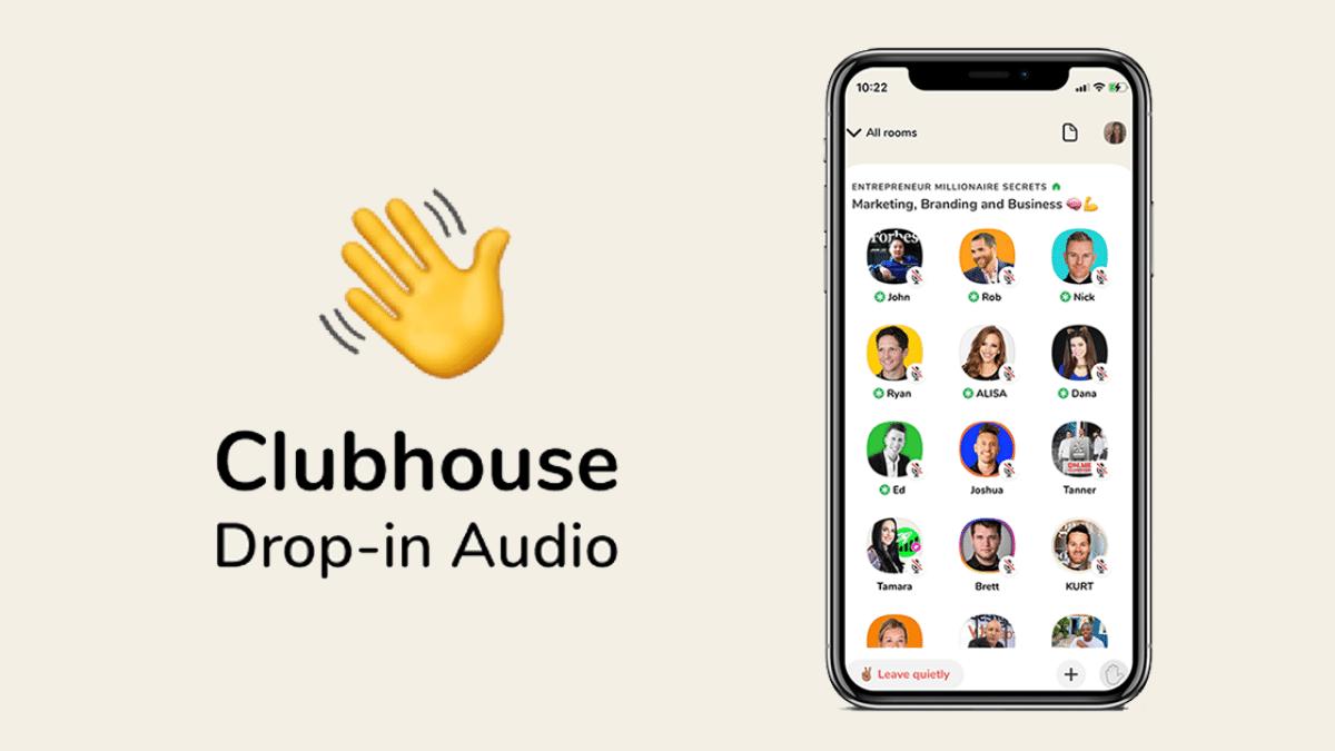 Clubhouse Android beta yayınlandı.